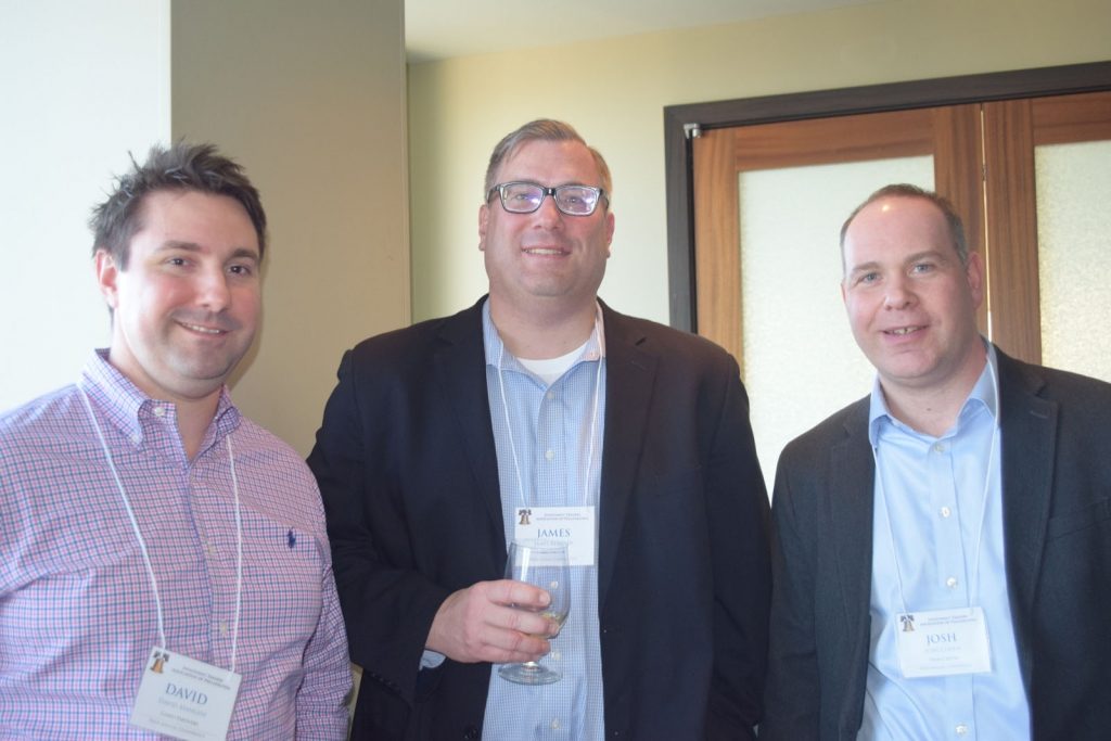 David Mangini (Coho Partners), James Klinger (Coho Partners), Josh Cohen (Penn Capital)