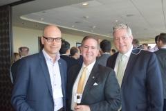 Alan Polo (Bernstein), Peter Cocuzza (Global Liquidity Partners), Jim Toes (STA)
