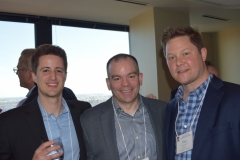 Andrew Carson (Liquidnet), Gary Abrams (Maquarie Inv. MGMT), Tim Nersten (Liquidnet)