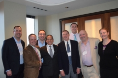ITAP Board.  Mike Haub (Vanguard), Jimmy Nolen (Drexel Hamilton), George Psitos (Macquarie Inv. MGMT), Carlos Jimenez (Macquarie Capital), Mike Kinsella (Boenning & Scattergood), Phil Wyse (The Philadelphia Trust Co), John Dunfee (BestVest), Christina Kowalski (The Swarthmore Group)