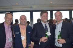 David Zigon (Cowen), Derek Gottschall (Canaccord), Kenneth Brightcliffe (The Pennsylvania Trust Co), Kevin Matson (INTL FC Stone)