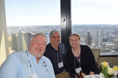 Joe Besecker (Emerald Asset MGMT), Joe (Wit) Witthohn (Emerald Asset MGMT), Christina Kowalski (The Swarthmore Group)