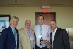 Mark Yusko (Morgan Creek Capital MGMT), John Dunfee (BestVest), Phil Wyse (The Philadelphia Trust Co), Rich Saitta (SS&C Technologies)